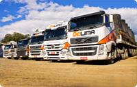 Frota - De Lima Soluções em Transporte