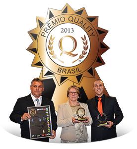 Premio Quality 2013 - Ecovale – Tratamento de Resíduos Urbanos