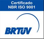 Certificado Iso 9001 - BRTUV